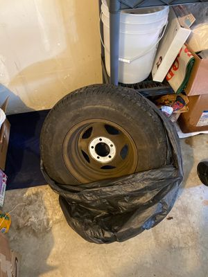 Carlisle Trailer Tire for Sale in Tulalip, WA