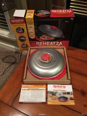 REHEATZA Microwave Crisper for Sale in Tupelo, MS