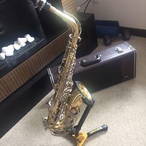 Saxophone Yamaha Alto Sax for Sale in Everett, WA