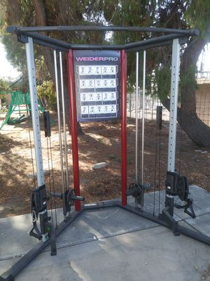 Weider pro exercise machine for Sale in Claremont, CA