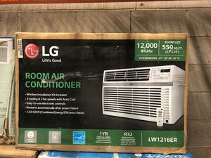 New LG 12,000btu air conditioner for Sale in Atlanta, GA