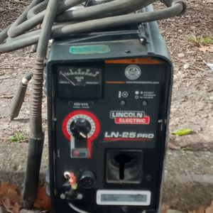 Lincoln Electric LN-25 Pro Wire Feed Welder for Sale in Broussard, LA
