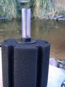 Aquarium filter sponge for efficient biological filtration Provides the ideal location for bacterial colonization for Sale in Las Vegas,  NV