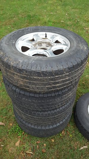 4 tires for Sale in Virginia Beach, VA