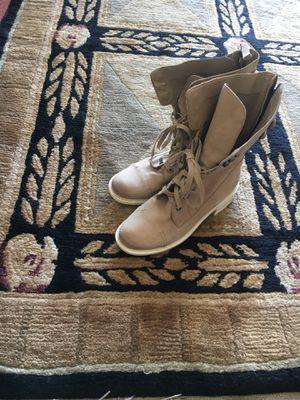 Sam Edelman Combat Boots Size 9 for Sale in West Palm Beach, FL