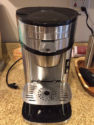 Hamilton Beech single serve coffee maker for Sale in Saint Charles, MD