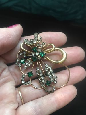 Signed M & S brooch/pendant 1/20 12k GF for Sale in Vacaville, CA