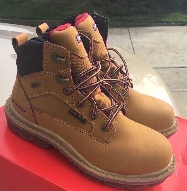 Craftsman men work boots brand new
