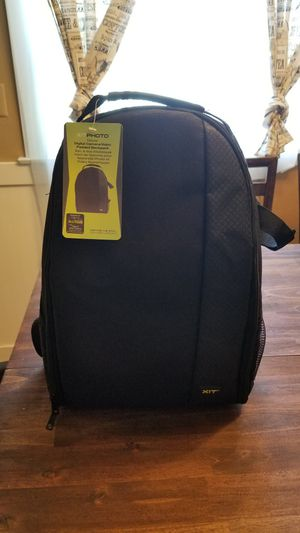 Ditigal Camera/Video Padded Backpack for Sale in Bremerton, WA