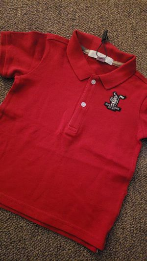 Burberry kid shirt for Sale in El Paso, TX