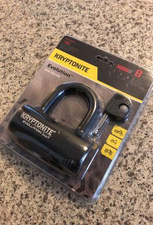 Kryptonite Series 4 Disc Lock (new in box) for Sale in Austin, TX