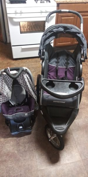 Stroller and car seat 60 obo for Sale in Pittsburgh, PA