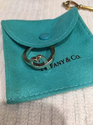 Tiffany and Co heart ring size 7 for Sale in Washougal, WA