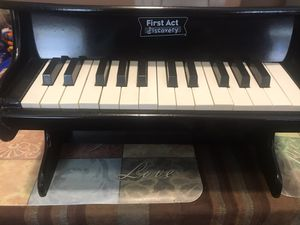First act mini wooden piano for Sale in Kansas City, MO