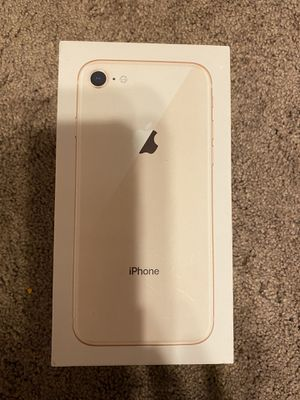 iphone 8 gold for Sale in Chesapeake, VA