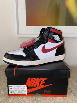 "Jordan Retro 1 ""Black Gym Red"" for Sale in Pinole, CA"