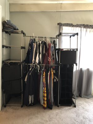 Clothes organizer for Sale in Glendale, AZ