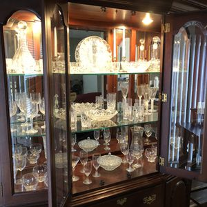 China Cabinet , Solid Wood for Sale in Cumming, GA