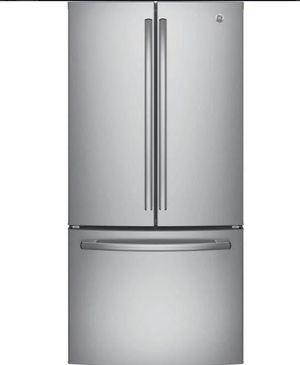 Refrigerator GE Fridge Freezer nevera /Refrigerador 24.7Cu.Ft. GNE25JSKSS for Sale in Hialeah, FL