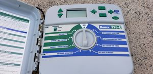 HUNTER PRO-C Irrigation System Controller Works for Sale in Lake Elsinore, CA