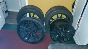 American Muscle Rims for Sale in Charlotte, NC