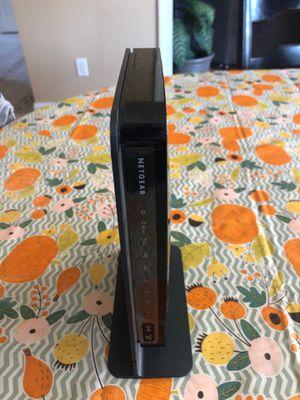 Netgear N600 Wireless Dual Band Gigabit Router for Sale in Millstone, NJ