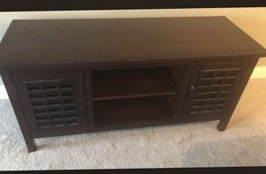 Entertainment console for Sale in Columbus, OH