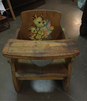 Antique child's potty chair for Sale in Portland, OR