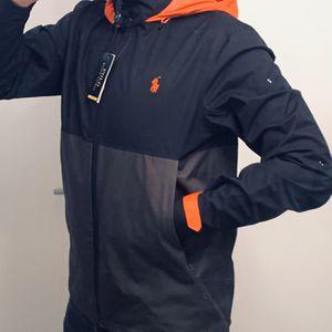 Polo Ralph Lauren Jacket Waterproof Windbreaker Size Small (S) for Sale in Miami, FL