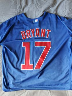 Baseball Kris Bryant Cubs Jersey for Sale in Los Angeles,  CA