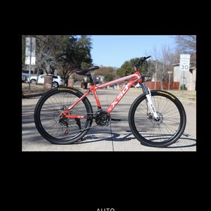26 Inch New Mountain Bike for Sale in Flower Mound, TX