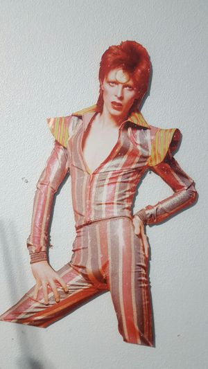 David Bowie Cardboard Cutout for Sale in Anchorage, AK