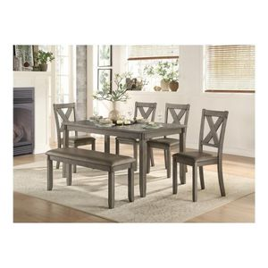 Brand new grey dining set for Sale in San Diego, CA