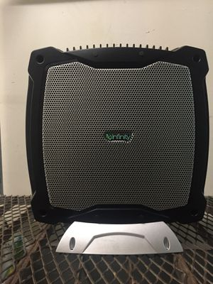 Infinity bass link II powered subwoofer for Sale in New York, NY