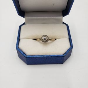 Diamond and White Gold Ring for Sale in Aurora, CO
