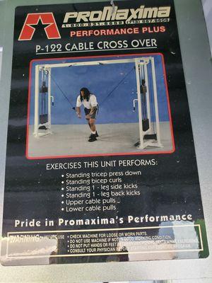 Promaxima P122 crossover for Sale in Fontana, CA