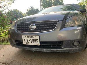 Nissan altima for Sale in Grand Prairie, TX
