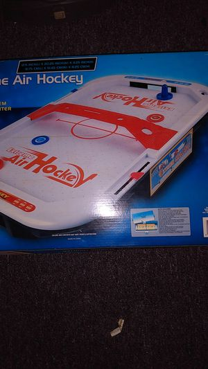 Extreme air hockey table for kids for Sale in Lorain, OH