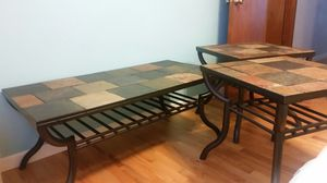 3 Pc Coffee Table Set for Sale in Bellevue, WA