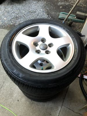Bridgestone Ecopia EP422 Plus All- Season Radial Tire-205/55R16 91H for Sale in Olympia, WA