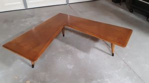RARE LANE Mid Century Modern Boomerang Coffee Table for Sale in Sun City, AZ