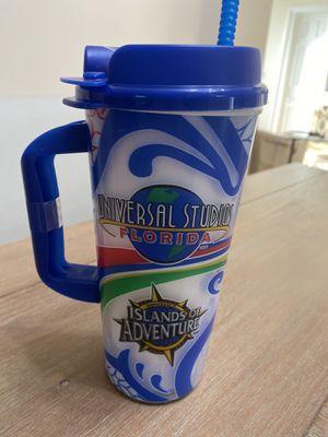 Universal Studios refillable cup for Sale in Pompano Beach, FL