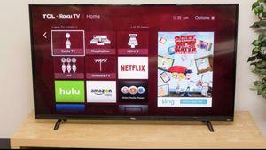 "TCL 49"" Full Roku smart LED TV for Sale in Southfield, MI"