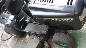 Murray select riding lawn mower for Sale in GILLEM ENCLAVE, GA