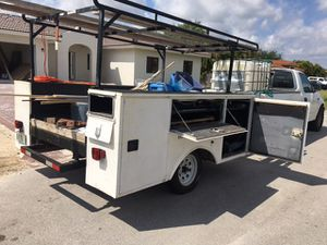 Construction Trailer for Sale in Homestead, FL