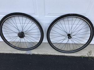 """24"""" Road Bike wheels for Sale in Boston, MA"""