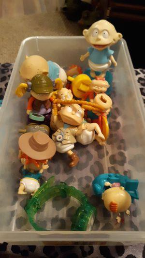 Rugrats,toys..& for Sale in Lakeland, FL