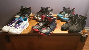 Shoe collection size 10.5-11 for Sale in Silver Spring, MD
