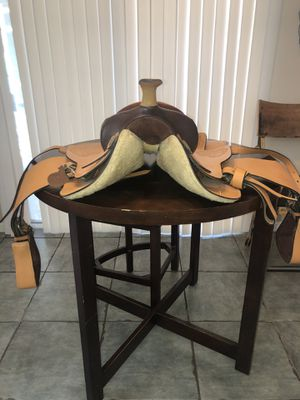 """Western Saddle 18"""" seat for Sale in Temecula, CA"""