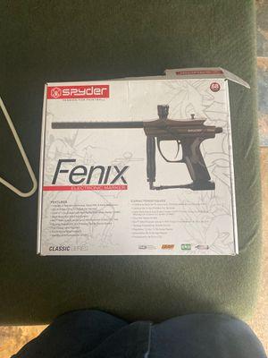 Spyder Fenix for Sale in Austell, GA